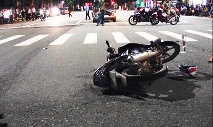 Sau tai nạn 2 người chết, tài xế điều khiển ô tô tháo chạy