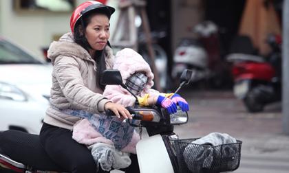 Không khí lạnh sắp tăng cường, Hà Nội rét nhất 14 độ C