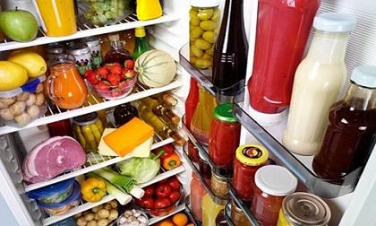 Những sai lầm nhà nào cũng mắc phải khi bảo quản thức ăn ngày Tết trong tủ lạnh