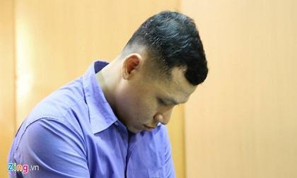Nam thanh niên 'ngáo đá' đâm chết tài xế xe ôm lĩnh án tử