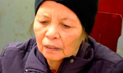 Vụ bà nội giết cháu ở Thanh Hóa: Vết máu trên tay bà nội là của bé 20 ngày tuổi bị giết