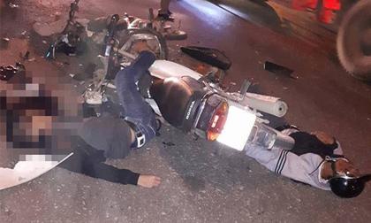 Sau tiếng nổ lớn, người dân sợ hãi phát hiện hai nam thanh niên tử vong bên hai chiếc xe máy nát vụn