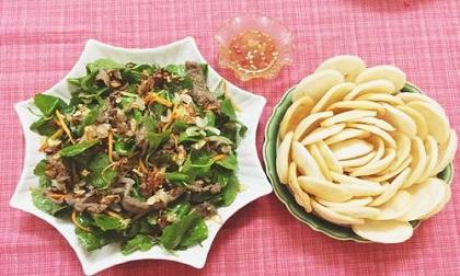 Cuối tuần vào bếp nấu nhiều món ăn ngon cho gia đình