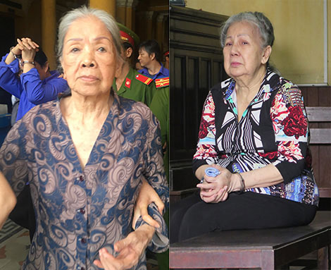 Những lão bà buôn ma túy ở Sài thành - 2