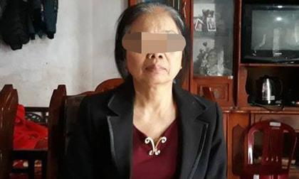 Mẹ già rụng rời khi đến nhận dạng thi thể con gái bị sát hại phi tang trong cống