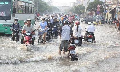 Tin mới thời tiết 5/12: Hà Nội hanh khô, TP.HCM có thể ngập lụt sâu do triều cường đạt đỉnh
