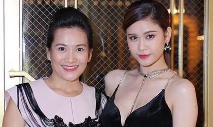 Trước khi lùm xùm nghi vấn 'người thứ 3' nổ ra, Trương Quỳnh Anh đã từng thân thiết với bà xã Bình Minh