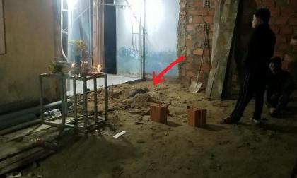 Vụ giấu xác dưới nền nhà: Không ai biết nạn nhân mất tích đến khi vợ ly hôn?