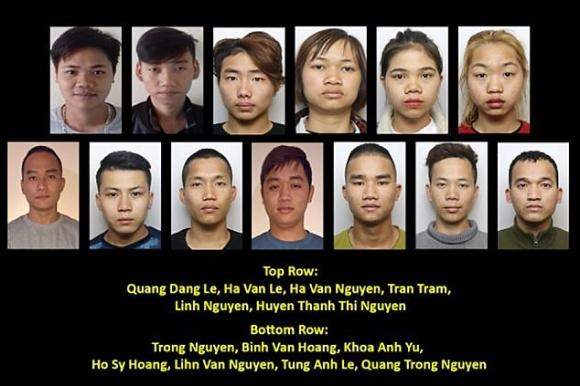 13 thiếu niên Việt Nam bất ngờ mất tích ở Anh - 1