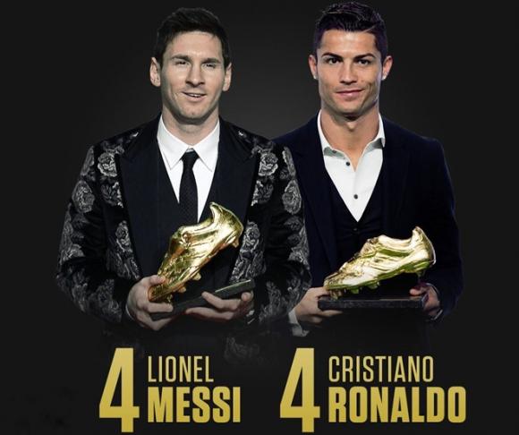 Dem nay trao Qua bong vang 2017: Khong ai hay hon Ronaldo hinh anh 1