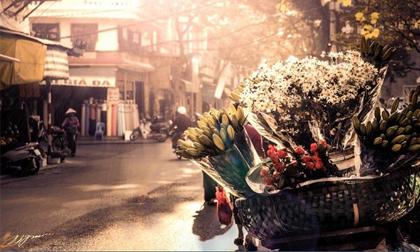Ấn tượng bộ ảnh Hà Nội vào đông đậm nét đẹp xưa