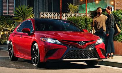 Ô tô an toàn nhất 2017: Chủ yếu xe Nhật và Hàn Quốc