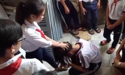 Buộc thôi học 2 nữ sinh đánh dã man 3 nữ sinh cùng trường