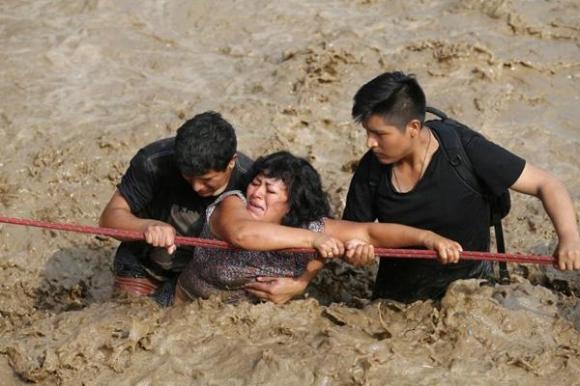 the gioi tong ket nhung tham hoa thien nhien tan khoc nam 2017, trong do co viet nam - 4