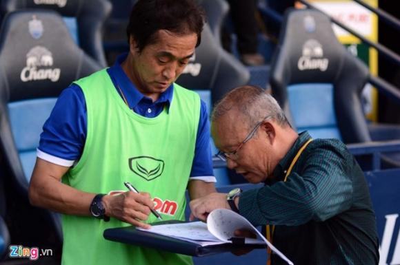 HLV Park cung U23 Viet Nam nhan mua chi trich sau that bai hinh anh 2