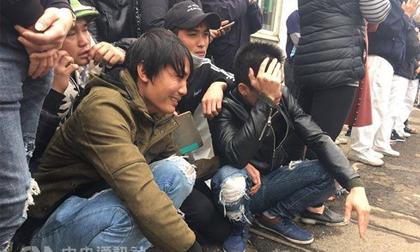 Danh tính 6 lao động người Việt ở Đài Loan bị chết do hỏa hoạn