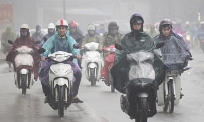 Dự báo thời tiết hôm nay 14/12: Nhiệt độ Hà Nội giảm liên tiếp, mưa rét