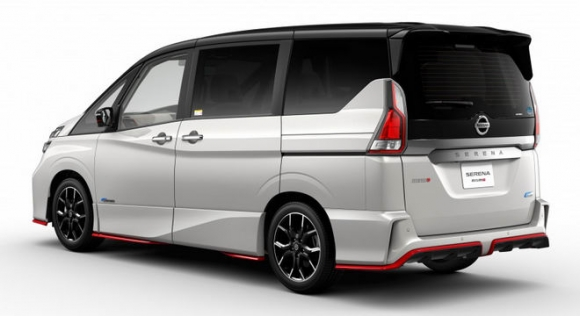 MPV cao cấp Nissan Serena Nismo có giá từ 700 triệu đồng - 2