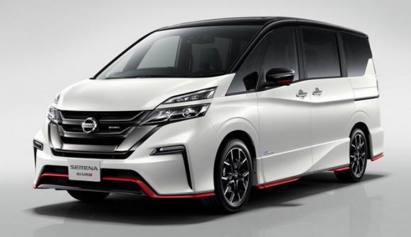 MPV cao cấp Nissan Serena Nismo có giá từ 700 triệu đồng - 1