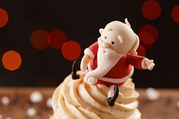 7 ý tưởng giúp chiếc bánh Giáng sinh năm nay thêm mới lạ - 7