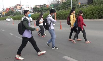 Từ 01-01-2018, người đi bộ sai luật có thể bị phạt tù đến 15 năm