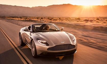 10 mẫu xe đẹp nhất thế giới năm 2017