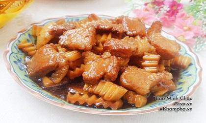 Cách nấu thịt kho dừa đơn giản nhưng đậm đà, trôi cơm