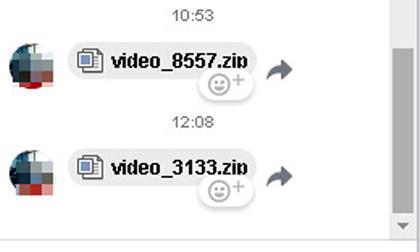 Mã độc 'video lạ' lây lan chóng mặt qua chat Facebook tại Việt Nam