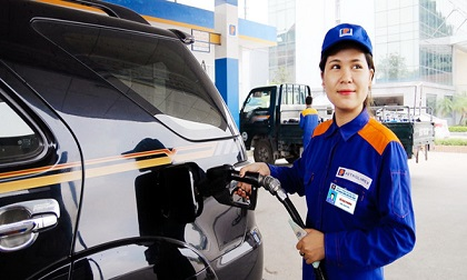 Giá xăng giữ nguyên trong kỳ điều chỉnh cuối cùng năm 2017