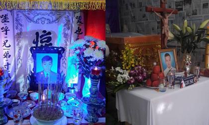 Lễ tang lặng lẽ của hai ca sĩ Việt qua đời sau tai nạn đâm vào xe tải