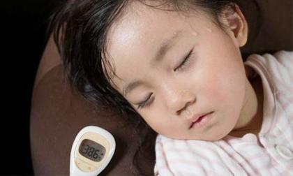 Trẻ đổ mồ hôi vào ban đêm – dấu hiệu cảnh báo những căn bệnh nguy hiểm