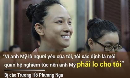 Xét xử Hoa hậu Phương Nga - Phiên tòa 'dậy sóng' nhất 2017