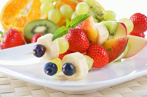 Nên ăn trái cây trước hay sau bữa ăn? - 2