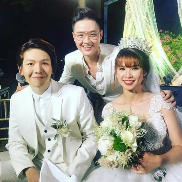 Hình ảnh trong đám cưới của Khởi My - Kelvin Khánh ngày 23/11 vừa qua.