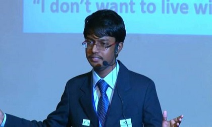 Nhà khoa học nhỏ tuổi nhất Ấn Độ với những phát minh thiên tài
