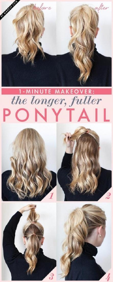 10 mẹo dễ như ăn kẹo để có 1 mái tóc đạt chuẩn hoàn hảo!
