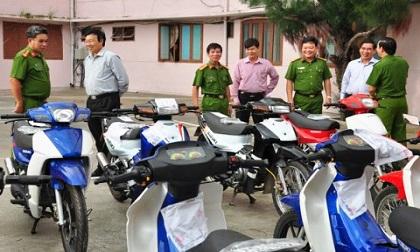 Phú Yên: Khởi tố 3 đối tượng làm giả biển số, giấy chứng nhận đăng ký xe máy