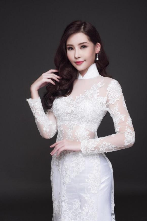 Bị chỉ trích xù đấu giá áo dài 700 triệu, Hoa hậu Đại Dương lên tiếng thanh minh - Ảnh 1.