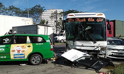 Ngày đầu nghỉ Tết Dương lịch, 29 người chết do tai nạn giao thông