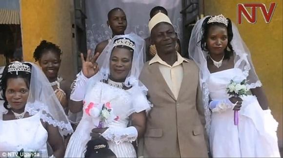 Một ngày làm đám cưới với 3 cô - 1