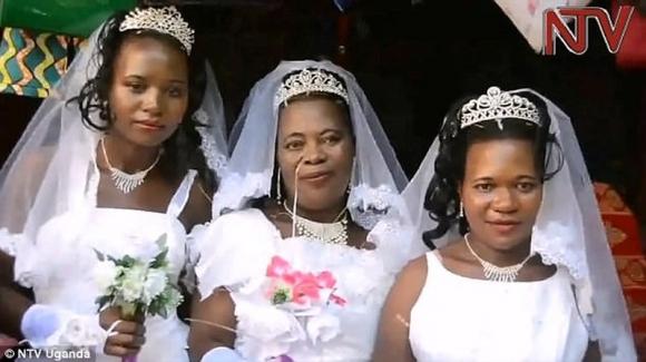 Một ngày làm đám cưới với 3 cô - 2
