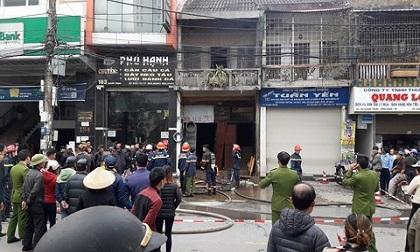 Hải Phòng: Một người đàn ông bị chết cháy tại nhà