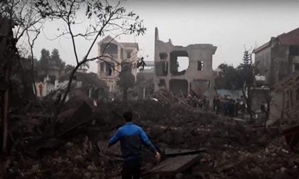 Nguyên nhân vụ nổ lớn ở Bắc Ninh khiến 2 cháu bé tử vong