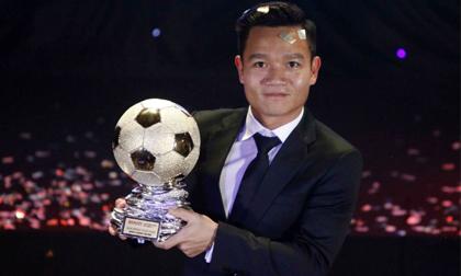 Quả bóng vàng Thanh Trung mơ vô địch AFF Cup 2018 cùng ĐT Việt Nam