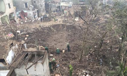 2 cháu bé tử vong, 4 người bị thương trong vụ nổ lớn ở Bắc Ninh