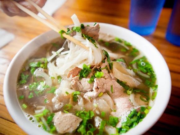 10 món ăn phải thử trên thế giới trong đó có phở Việt Nam - 1