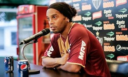 6 điều có thể bạn chưa biết về Ronaldinho