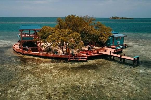 """Kinh ngạc với địa điểm biến du khách trở thành """"Robinson ngoài đảo hoang"""" - 2"""