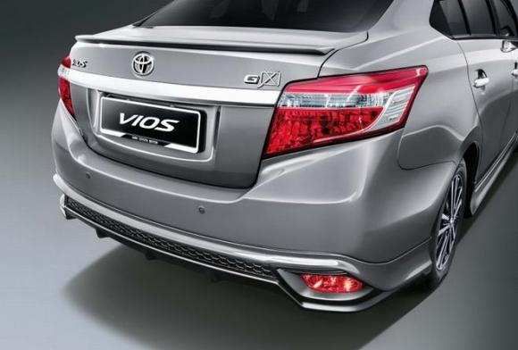 Toyota Vios 2018 bản thể thao giá 533 triệu đồng - 2