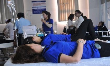 Đồng Nai: Gần 50 công nhân nhập viện cấp cứu sau bữa ăn trưa